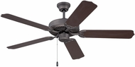 Craftmade END52ESP5X Enduro Espresso Indoor / Outdoor 52  Ceiling Fan
