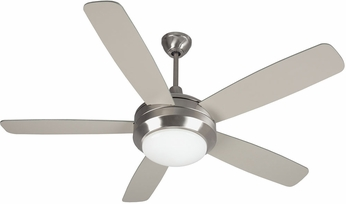 Craftmade he52ss5 helios contemporary stainless steel halogen indoor craftmade he52ss5 helios contemporary stainless steel halogen indoor 52nbsp home ceiling fan aloadofball Images