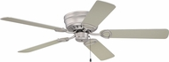 Craftmade K10197 Pro Universal Hugger Brushed Satin Nickel 52  Ceiling Fan