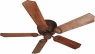 Craftmade K10203 Pro Universal Hugger Rustic Iron Indoor 52  Ceiling Fan