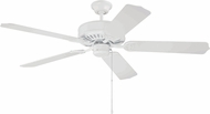 Craftmade K10220 Pro Builder White 52  Ceiling Fan