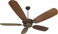 Craftmade K10221 DC Epic Aged Bronze Textured Indoor / Outdoor 70  Ceiling Fan