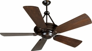 Craftmade K10227 Metro Oiled Bronze Indoor 54  Ceiling Fan