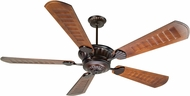 Craftmade K10311 DC Epic Oiled Bronze Indoor / Outdoor 70  Ceiling Fan