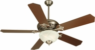 Craftmade K10326 Mia Pewter Fluorescent Indoor 52  Ceiling Fan