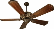 Craftmade K10327 Ophelia Aged Bronze/Vintage Madera Indoor 56  Home Ceiling Fan