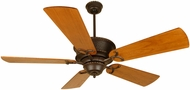 Craftmade K10349 Riata Aged Bronze Textured Indoor 54  Ceiling Fan