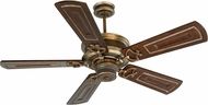 Craftmade K10365 Woodward Dark Coffee/Vintage Madera Indoor 54  Home Ceiling Fan