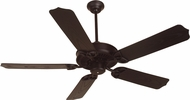Craftmade K10369 Outdoor Patio Fan Brown Outdoor 52  Ceiling Fan