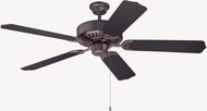 Craftmade K10424 Pro Builder Oiled Bronze Indoor 52  Ceiling Fan