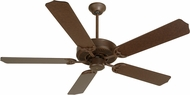 Craftmade K10435 Pro Builder Aged Bronze Textured Indoor 52  Ceiling Fan