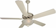 Craftmade K10622 Pro Builder 201 Antique White Fluorescent Indoor 52  Ceiling Fan