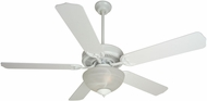 Craftmade K10646 Pro Builder 207 White Fluorescent Indoor 52  Home Ceiling Fan