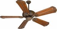 Craftmade K10673 Cordova Aged Bronze Textured Indoor 56  Ceiling Fan