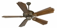 Craftmade K10730 Outdoor Mia Aged Bronze/Vintage Madera Fluorescent Outdoor 56  Home Ceiling Fan