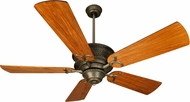 Craftmade K10752 Riata Pewter Indoor 54  Ceiling Fan