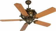 Craftmade K10766 Toscana Peruvian Bronze Indoor 52  Ceiling Fan