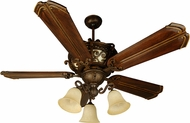 Craftmade K10767 Toscana Peruvian Bronze Indoor 56  Home Ceiling Fan