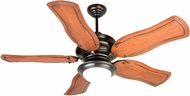 Craftmade K10774 Townsend Oiled Bronze Fluorescent Indoor 54  Ceiling Fan
