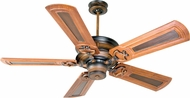 Craftmade K10783 Woodward Dark Coffee/Vintage Madera Indoor 56  Ceiling Fan
