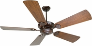 Craftmade K10795 DC Epic Oiled Bronze Indoor / Outdoor 70  Ceiling Fan