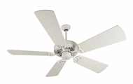 Craftmade K10820 American Tradition Antique White Indoor 54  Home Ceiling Fan