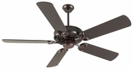Craftmade K10833 American Tradition Oiled Bronze Indoor 52  Home Ceiling Fan