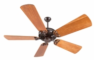 Craftmade K10837 American Tradition Oiled Bronze Indoor 54  Home Ceiling Fan