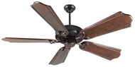 Craftmade K10838 American Tradition Oiled Bronze Indoor 56  Ceiling Fan