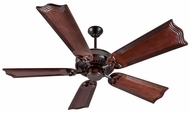 Craftmade K10840 American Tradition Oiled Bronze Indoor 56  Ceiling Fan