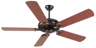Craftmade K10855 Civic Oiled Bronze Indoor 52  Ceiling Fan