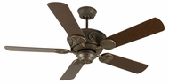 Craftmade K10871 Chaparral Aged Bronze Textured Indoor / Outdoor 52  Ceiling Fan