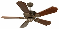 Craftmade K10872 Chaparral Aged Bronze Textured Indoor / Outdoor 56  Home Ceiling Fan
