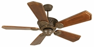 Craftmade K10874 Chaparral Aged Bronze Textured Indoor / Outdoor 56  Home Ceiling Fan
