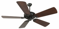 Craftmade K10960 CXL Flat Black Indoor 54  Home Ceiling Fan