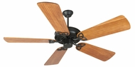 Craftmade K10961 CXL Flat Black Indoor 54  Ceiling Fan