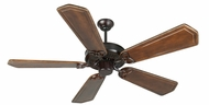 Craftmade K10973 CXL Oiled Bronze Indoor 56  Ceiling Fan