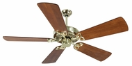 Craftmade K10979 CXL Polished Brass Indoor 54  Ceiling Fan