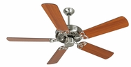 Craftmade K10984 CXL Stainless Steel Indoor 52  Home Ceiling Fan