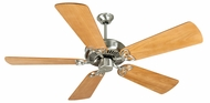 Craftmade K10985 CXL Stainless Steel Indoor 54  Ceiling Fan