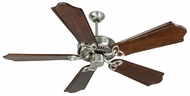 Craftmade K10987 CXL Stainless Steel Indoor 56  Home Ceiling Fan