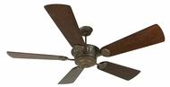 Craftmade K10993 DC Epic Aged Bronze Textured Indoor / Outdoor 70  Home Ceiling Fan