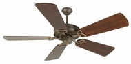 Craftmade K11008 CXL Aged Bronze Textured Indoor 54  Ceiling Fan