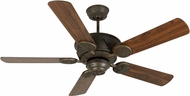 Craftmade K11010 Chaparral Aged Bronze Textured Indoor / Outdoor 52  Home Ceiling Fan