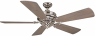 Craftmade K11021 Townsend Polished Nickel Indoor 54  Home Ceiling Fan