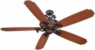 Craftmade K11024 Seville Espana Spanish Bronze Indoor 68  Ceiling Fan