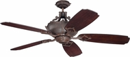 Craftmade K11061 WCraftmade XL Aged Bronze Textured Indoor 54  Ceiling Fan