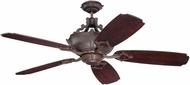 Craftmade K11064 WCraftmade XL Aged Bronze Textured Indoor 56  Home Ceiling Fan