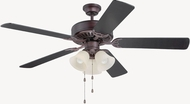 Craftmade K11118 Pro Builder 206 Oiled Bronze Indoor 52  Ceiling Fan