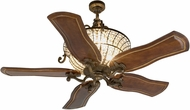 Craftmade K11142 Cortana Peruvian Bronze Halogen Indoor 54  Ceiling Fan